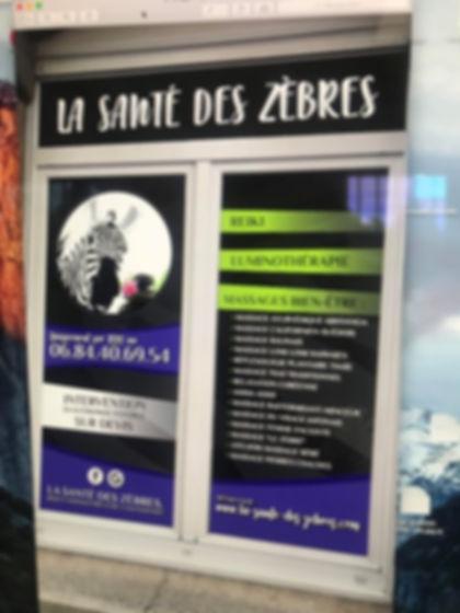 La santé des zèbres Valenciennes