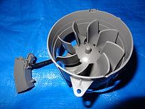 トイレ換気扇クリーニング ファン 施工後