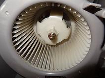 浴室(風呂)天井換気扇内部クリーニング 施工後