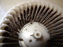 天井換気扇内部クリーニング