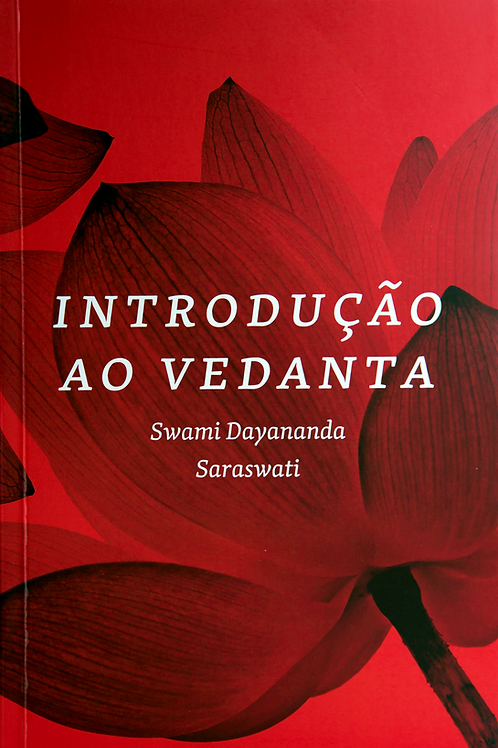 Introdução ao Vedanta Swami Dayananda