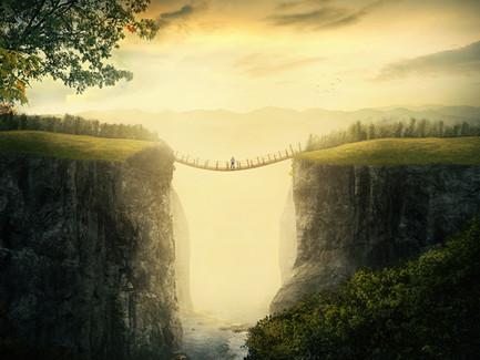 Pontes a serem atravessadas