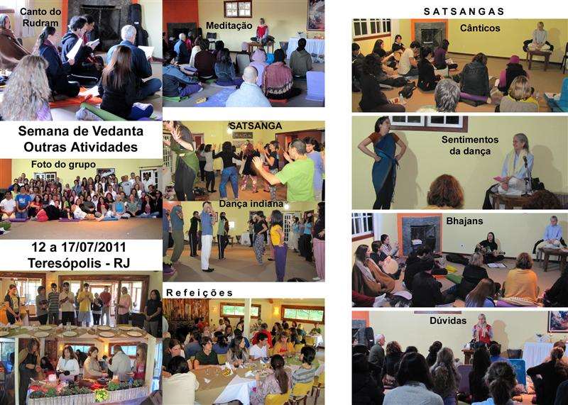 Intensivo Vedanta 2011
