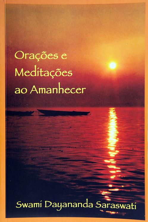 Orações e Meditações ao Amanhecer