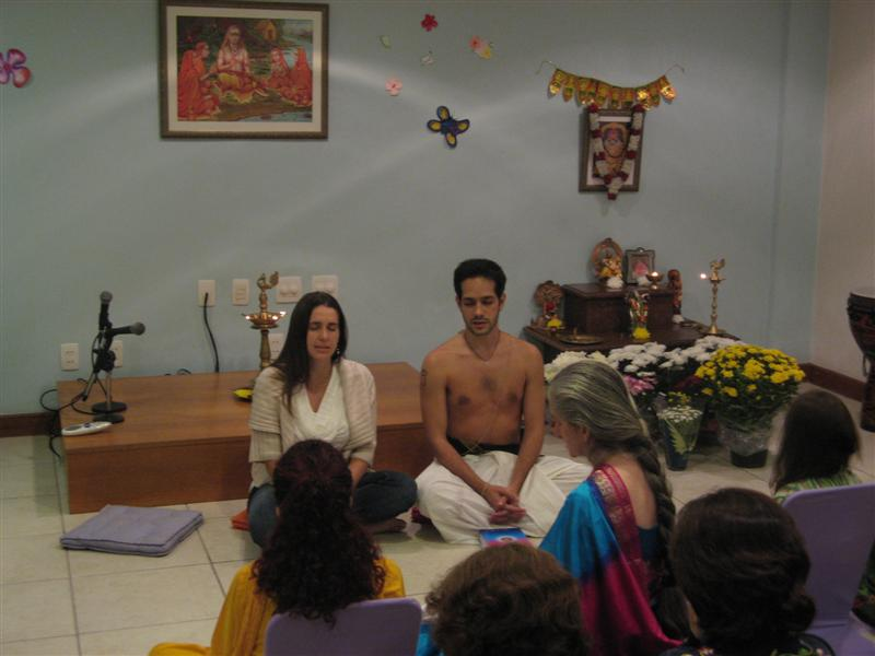 Satsanga Final de Ano 2009