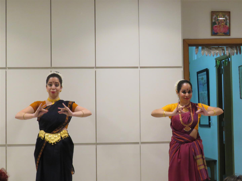 Navaratri Dança