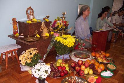 Satsanga Anv. Profa.Gloria Arieira