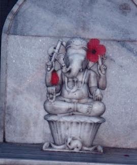 O Aniversário de Gaṇeśa