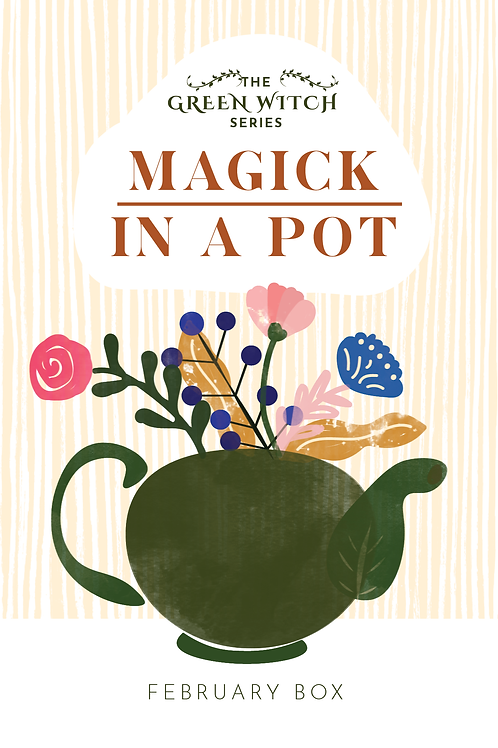 Magick in a Pot Collection