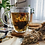 Thumbnail: SUNKISSED PEACH BLOOMING TEA by The Flower Pot Tea Company