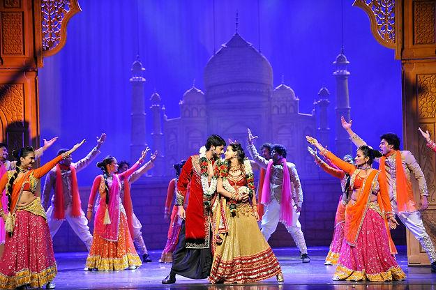 Bollywood şov programı