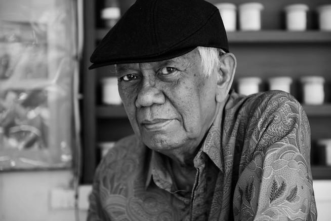 Putu Oka Sukanta, Indonesian poet