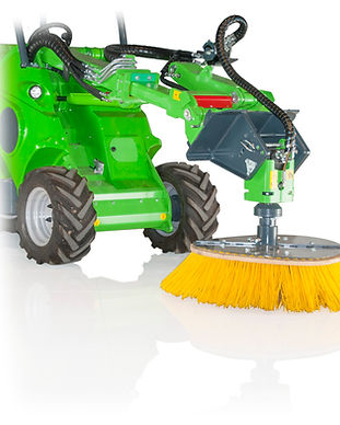 A37317 CAROUSEL BROOM ON MULTI FUNCTION