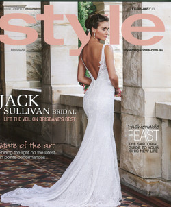 Style magazine - Jack Sullivan