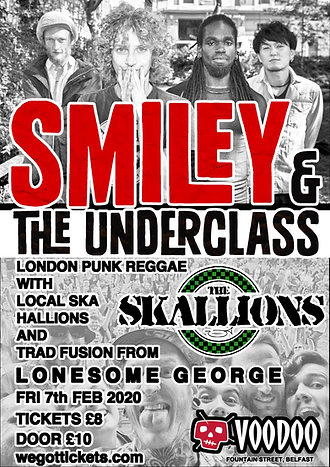 SMILEY AND THE UNDERCLASS
