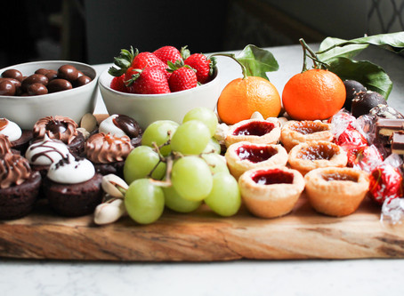 How to Make a Dessert Charcuterie