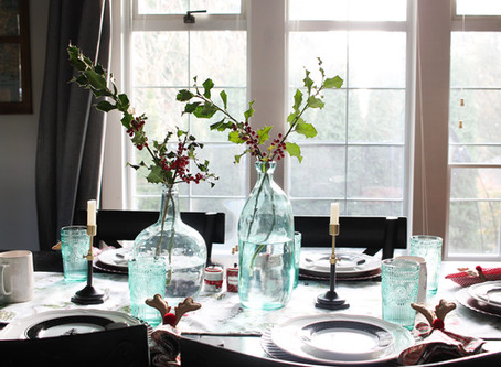 My Christmas Tablescape