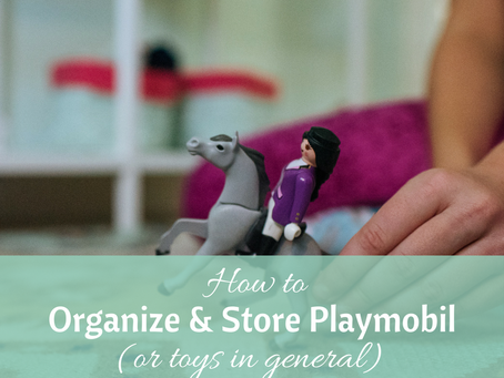 How to Organize and Store Toys