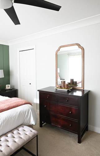 Dresser with French Country mirror