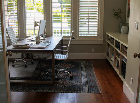 Client Reveal – Home Office