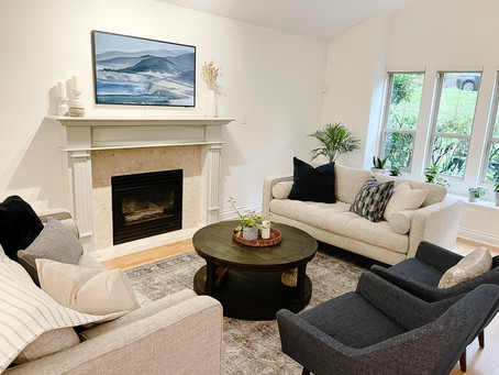 Living Room for Adulting