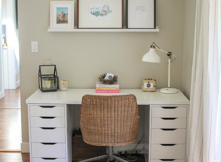 Organized Desk Drawers