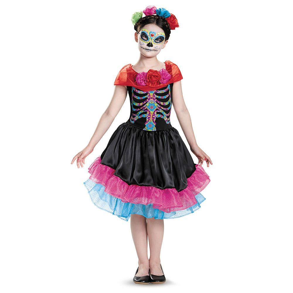 Day of the Dead Costume from Amazon.ca