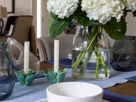 Client Reveal – Fresh and Contemporary Dining Room