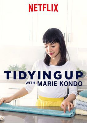 Image result for marie Kondo Netflix