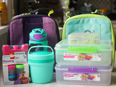 School Lunches – Our Favorite Gear!