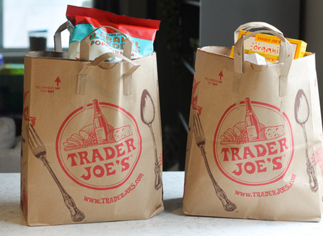 My Favorite Trader Joe's Products