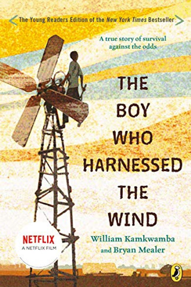 Boy Who Harnessed The Wind: Young Reader's Edition