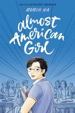 Almost American Girl: An Illustration