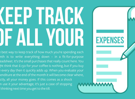 Keep Track of all Your Expenses