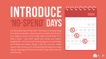 Introduce 'No-Spend' Days