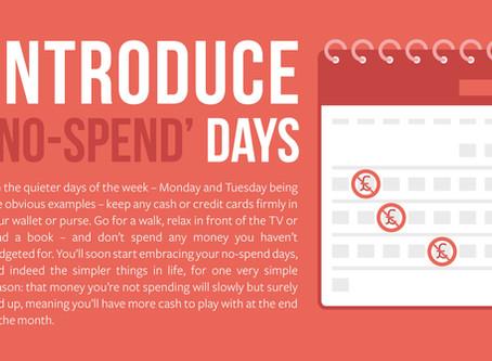 Introduce 'No-Spend' Days