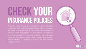Check your Insurance Policies