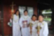 Children, Keiki, of All Saints' Church