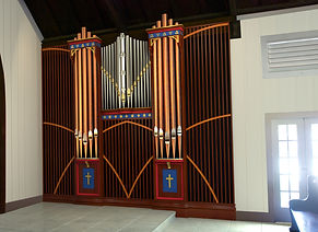Kaua'i Pipe Organ Rendering