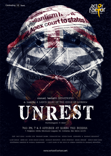 Unrest By Actor Factor