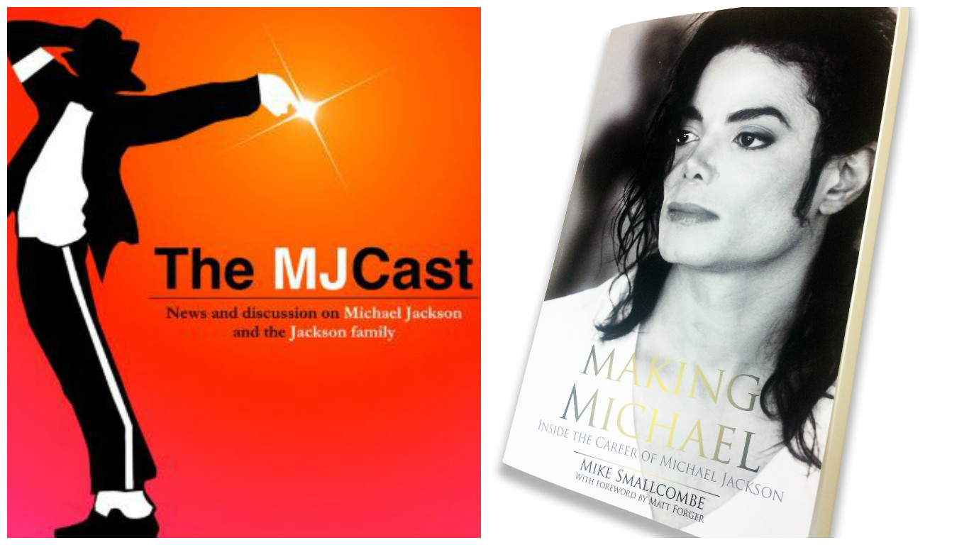 Mike Smallcombe chats to The MJ Cast about Making Michael