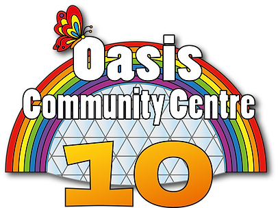 Oasis Community Centre Logo 10th Edition.png