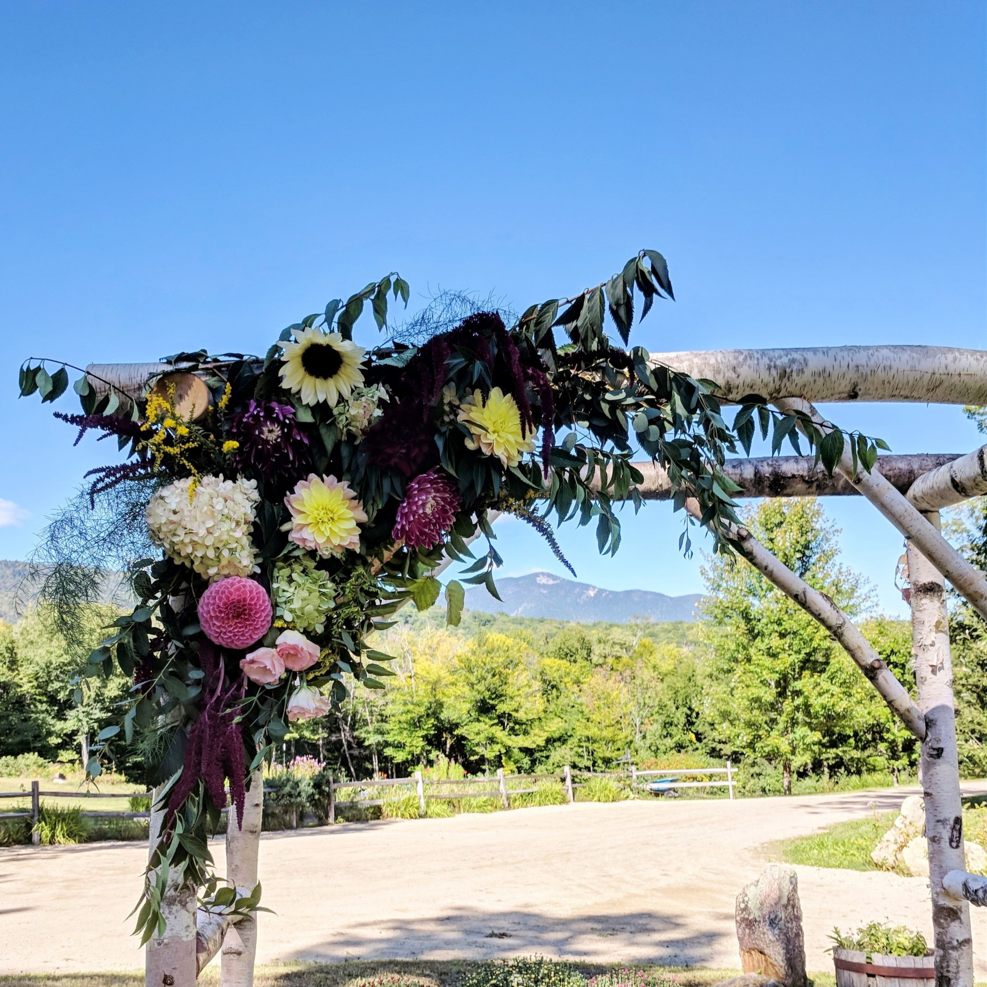 Arbor installation