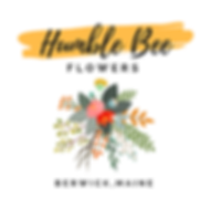 Humble Bee Flowers - Berwick, Maine logo