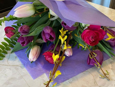 Show your love with flowers