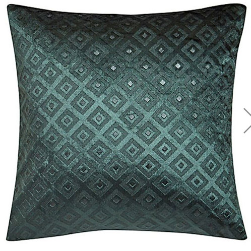 Textured Velour Cushion Cover (4 colours)