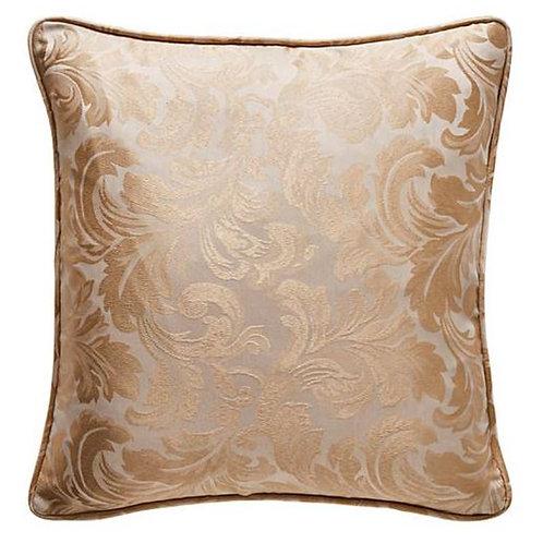 Buckingham Jacquard Metallic Cushion Cover (7 colours)