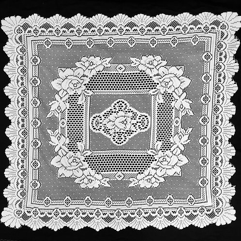 Nottingham Square Lace Tablecloth