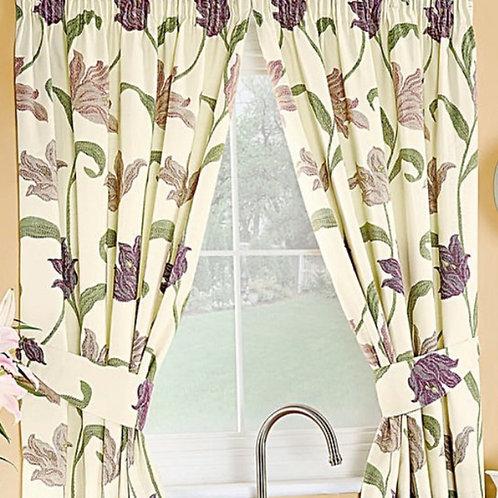 Kinsale Kitchen Curtains (6 colours)