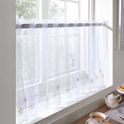 Daisy Voile Panel